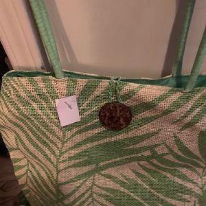 Handbags - Designer beach bag new